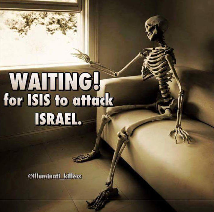 waiting-for-isis-attack-israel
